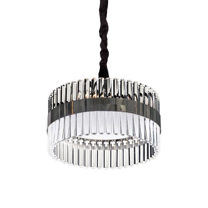 Купить Подвесной светильник с арматурой из хромированного металла, inmyroom, Китай