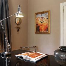 Фото из портфолио Настенные часы – фотографии дизайна интерьеров на InMyRoom.ru