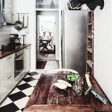 Фото из портфолио Krukmakargatan 14 – фотографии дизайна интерьеров на INMYROOM