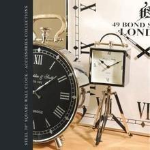 Часы Decorative clock on stand