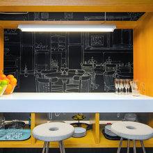 Фото из портфолио Офис компании Б2Б центр – фотографии дизайна интерьеров на INMYROOM