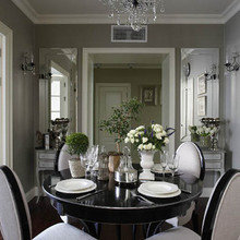 Фотография: Кухня и столовая в стиле Классический, Квартира, Дома и квартиры, Прованс, Москва – фото на InMyRoom.ru