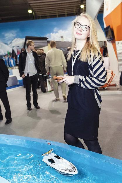 Фотография: Гостиная в стиле Лофт, Современный, Индустрия, События, Knauf – фото на InMyRoom.ru