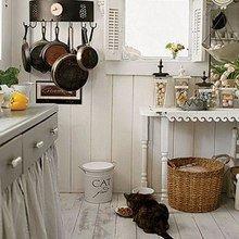 Фотография: Кухня и столовая в стиле Кантри, Декор интерьера, DIY, Дизайн интерьера, Шебби-шик – фото на InMyRoom.ru