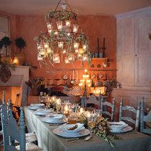 Фотография: Кухня и столовая в стиле Кантри, Классический, Лофт, Декор интерьера, Минимализм – фото на InMyRoom.ru