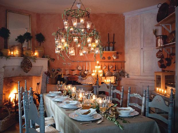 Фотография: Кухня и столовая в стиле Прованс и Кантри, Классический, Лофт, Декор интерьера, Минимализм – фото на InMyRoom.ru