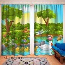 Фото из портфолио Детские фотошторы – фотографии дизайна интерьеров на INMYROOM