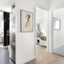 Фото из портфолио Funkispärla på lummiga Danviksklippan – фотографии дизайна интерьеров на INMYROOM