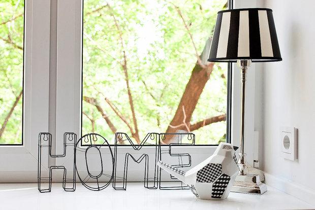 Фотография: Декор в стиле Скандинавский, Квартира, Проект недели – фото на InMyRoom.ru