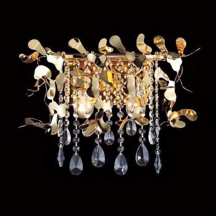 """Настенный светильник """"Romeo"""" Crystal Lux"""