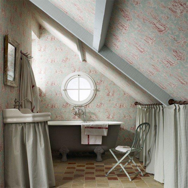 Фотография: Ванная в стиле Прованс и Кантри, Советы – фото на INMYROOM