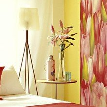 Фотография: Мебель и свет в стиле Современный, Спальня, Интерьер комнат, Переделка – фото на InMyRoom.ru