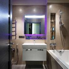 Фото из портфолио Дизайн 3-х комнатной квартиры – фотографии дизайна интерьеров на InMyRoom.ru