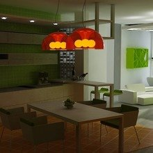 Фотография: Кухня и столовая в стиле Лофт, Современный, Декор интерьера, Квартира, Дома и квартиры, Проект недели – фото на InMyRoom.ru