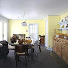 Фотография: Кухня и столовая в стиле Кантри, Дом, Переделка, Дом и дача – фото на InMyRoom.ru