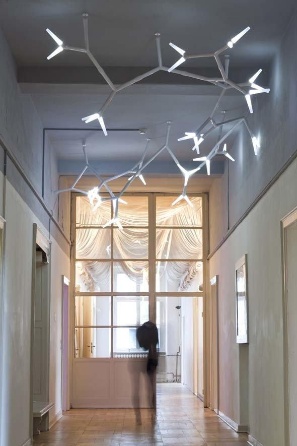 Фотография:  в стиле Современный, Декор интерьера, Освещение, Мебель и свет – фото на InMyRoom.ru