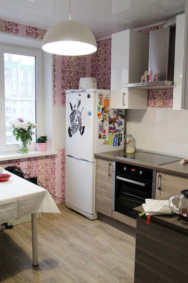 Фотография: Кухня и столовая в стиле Современный, Декор интерьера, Интерьер комнат, IKEA, Ремонт, Тема месяца – фото на InMyRoom.ru