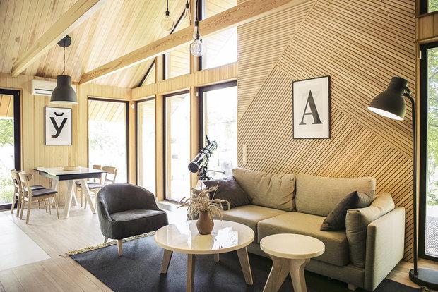 Дизайн: Zrobym Architects