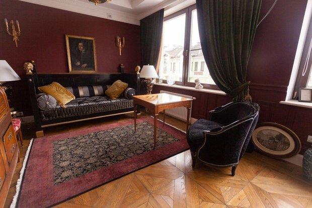 Фотография: Кабинет в стиле Классический, Советы, Никита Морозов, Старый фонд – фото на InMyRoom.ru