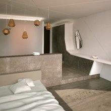 Фотография: Спальня в стиле Современный, Дома и квартиры, Городские места, Проект недели – фото на InMyRoom.ru