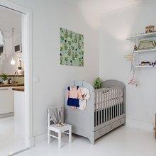 Фото из портфолио Двухуровневая квартира в Швеции – фотографии дизайна интерьеров на INMYROOM