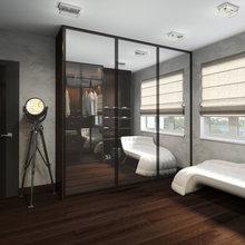 Фото из портфолио Квартира мистера Грея – фотографии дизайна интерьеров на INMYROOM