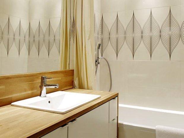 Фотография: Ванная в стиле Современный, Мебель и свет, Советы, Ремонт на практике – фото на InMyRoom.ru