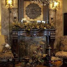 Фотография: Гостиная в стиле Кантри, Классический, Лофт, Декор интерьера, Минимализм – фото на InMyRoom.ru