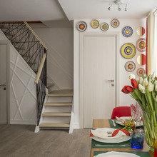 Фото из портфолио Голландская кухня для многодетной мамы – фотографии дизайна интерьеров на InMyRoom.ru