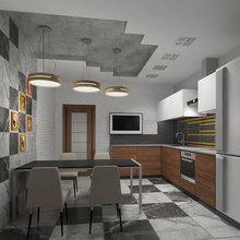 Фото из портфолио Квартира в г. Санкт-Петербург – фотографии дизайна интерьеров на InMyRoom.ru