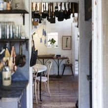 Фото из портфолио Двухэтажный магазин, а ныне эклектичный дом – фотографии дизайна интерьеров на InMyRoom.ru