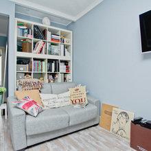 Фотография: Гостиная в стиле Кантри, Квартира, Дома и квартиры, IKEA – фото на InMyRoom.ru