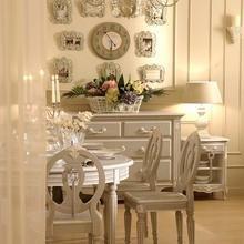 Фотография: Кухня и столовая в стиле Современный, Гостиная, Спальня, Дом, Дома и квартиры – фото на InMyRoom.ru