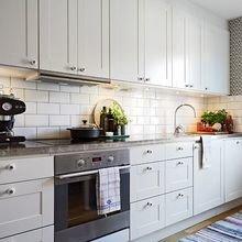 Фотография: Кухня и столовая в стиле Кантри, Скандинавский, Декор интерьера, Декор дома – фото на InMyRoom.ru