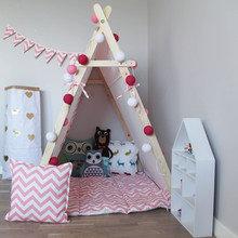 """Игровая палатка """"Pink Zigzag"""""""
