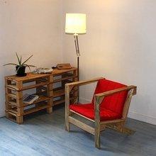 Фотография: Мебель и свет в стиле Эко, Декор интерьера, DIY, Квартира, Дом – фото на InMyRoom.ru