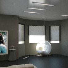 Фото из портфолио Интерьер частного дома в современном стиле – фотографии дизайна интерьеров на InMyRoom.ru