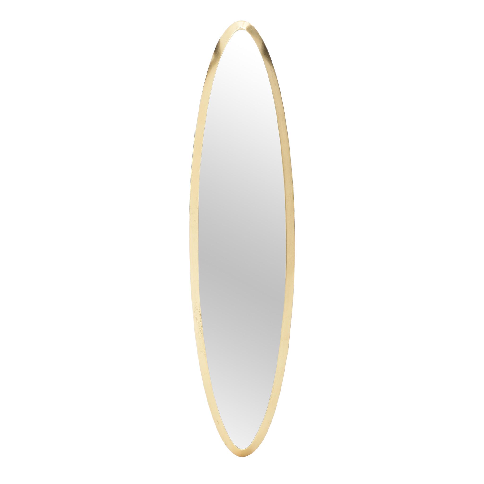 Купить Настенное зеркало в раме из дерева золотого цвета, inmyroom, Греция