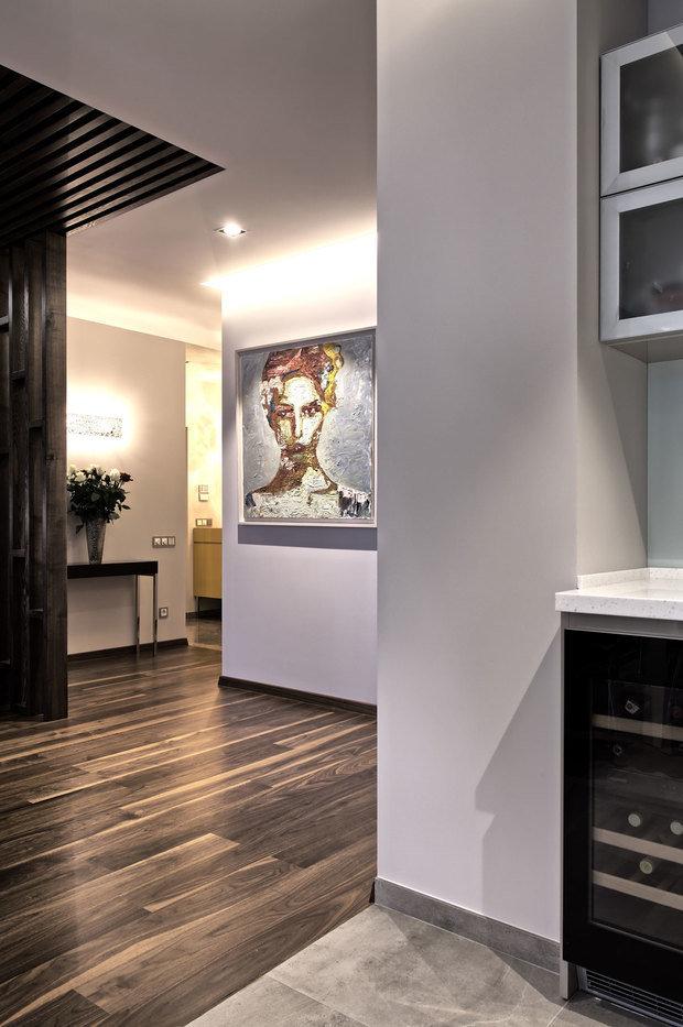 Фото из портфолио Современный  – фотографии дизайна интерьеров на INMYROOM