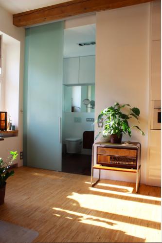 Фотография:  в стиле , Квартира, Дома и квартиры, Переделка – фото на InMyRoom.ru