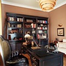 Фотография: Офис в стиле , Декор интерьера, Дом, Франция, Декор дома, Советы, Прованс – фото на InMyRoom.ru