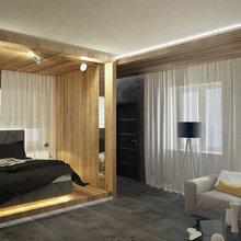 Фото из портфолио Апартаменты от Витта-Групп – фотографии дизайна интерьеров на INMYROOM
