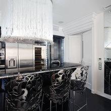 Фотография: Кухня и столовая в стиле Классический, Эклектика – фото на InMyRoom.ru