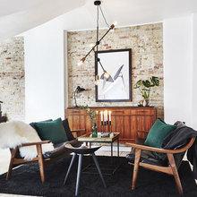 Фото из портфолио  ДУХ 50-х в дизайне интерьера – фотографии дизайна интерьеров на INMYROOM
