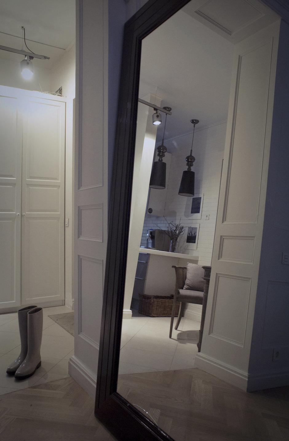 Фотография: Прихожая в стиле , Современный, Квартира, Дома и квартиры, Проект недели – фото на InMyRoom.ru