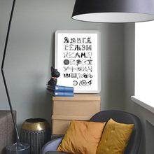 Фото из портфолио Алфавиты – фотографии дизайна интерьеров на INMYROOM