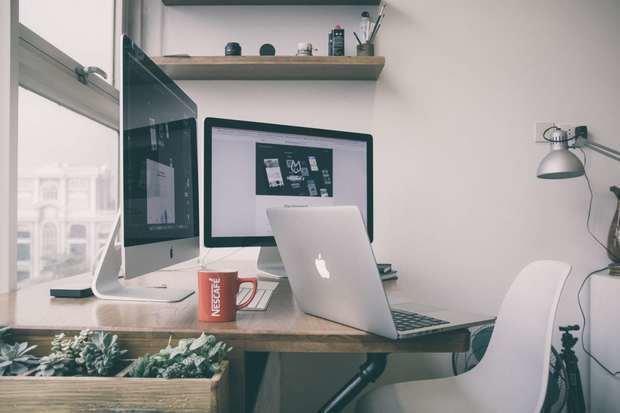 Фотография: Кабинет в стиле Современный, Советы, Умный дом – фото на INMYROOM