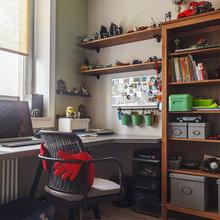 Фотография: Детская в стиле Современный, Квартира, Проект недели, Наталья Сорокина – фото на InMyRoom.ru