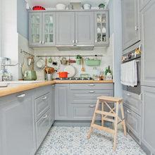 Фотография: Кухня и столовая в стиле Кантри, Квартира, Дома и квартиры, IKEA – фото на InMyRoom.ru