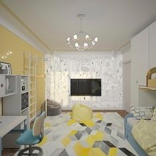 Фото из портфолио Квартиры – фотографии дизайна интерьеров на INMYROOM